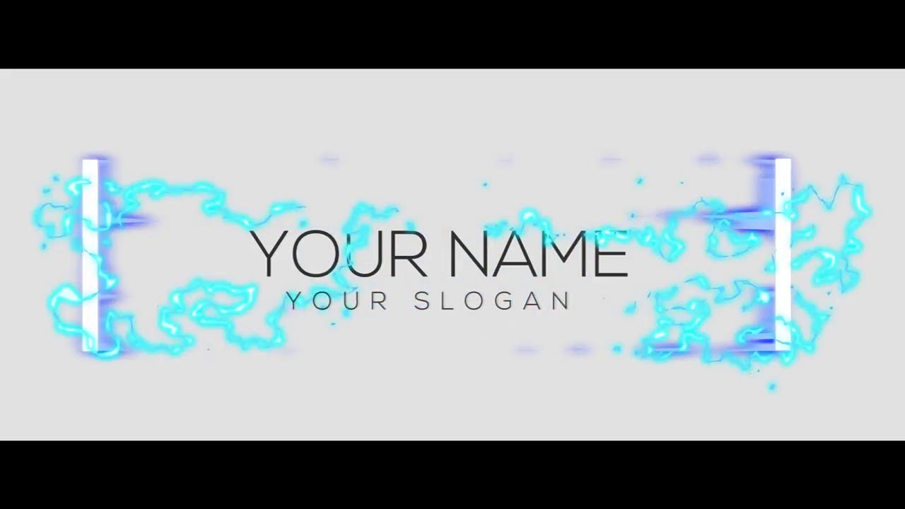 colorful trap style free 2d intro template after effects intro template