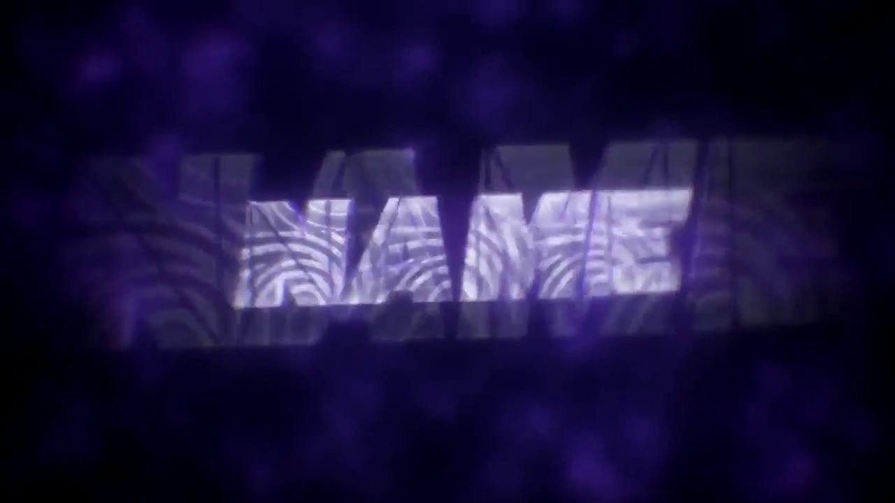 Amazing Multicolor Intro template Cinema 4D After Effects Intro template
