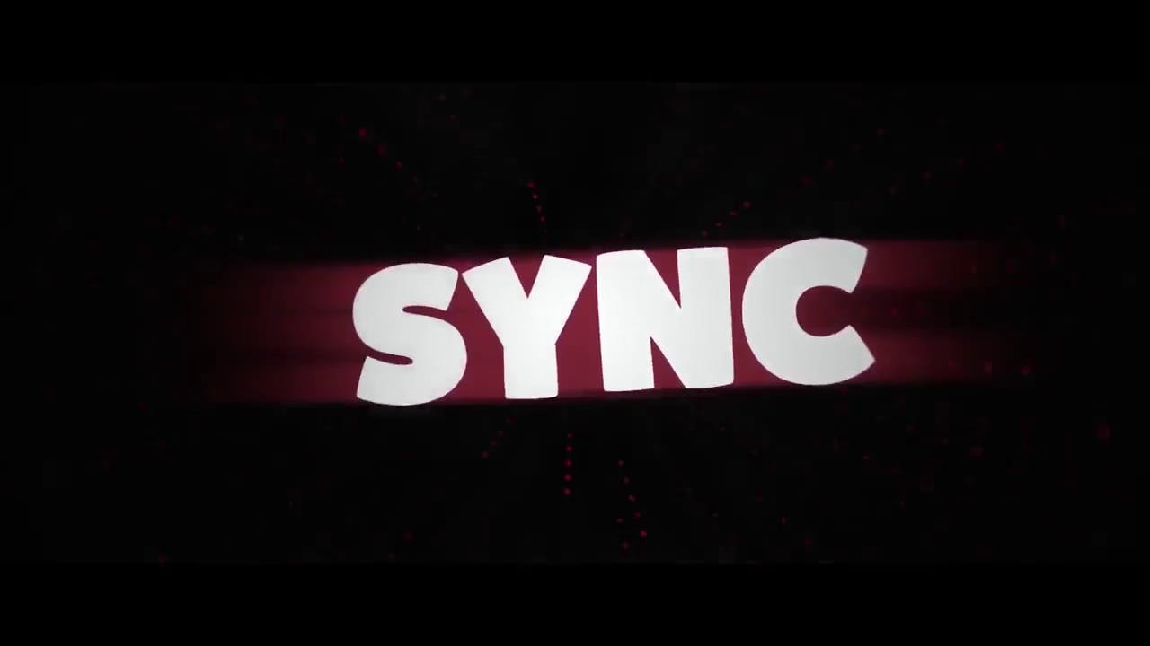 Cool Electric Sync Blender Only Intro template