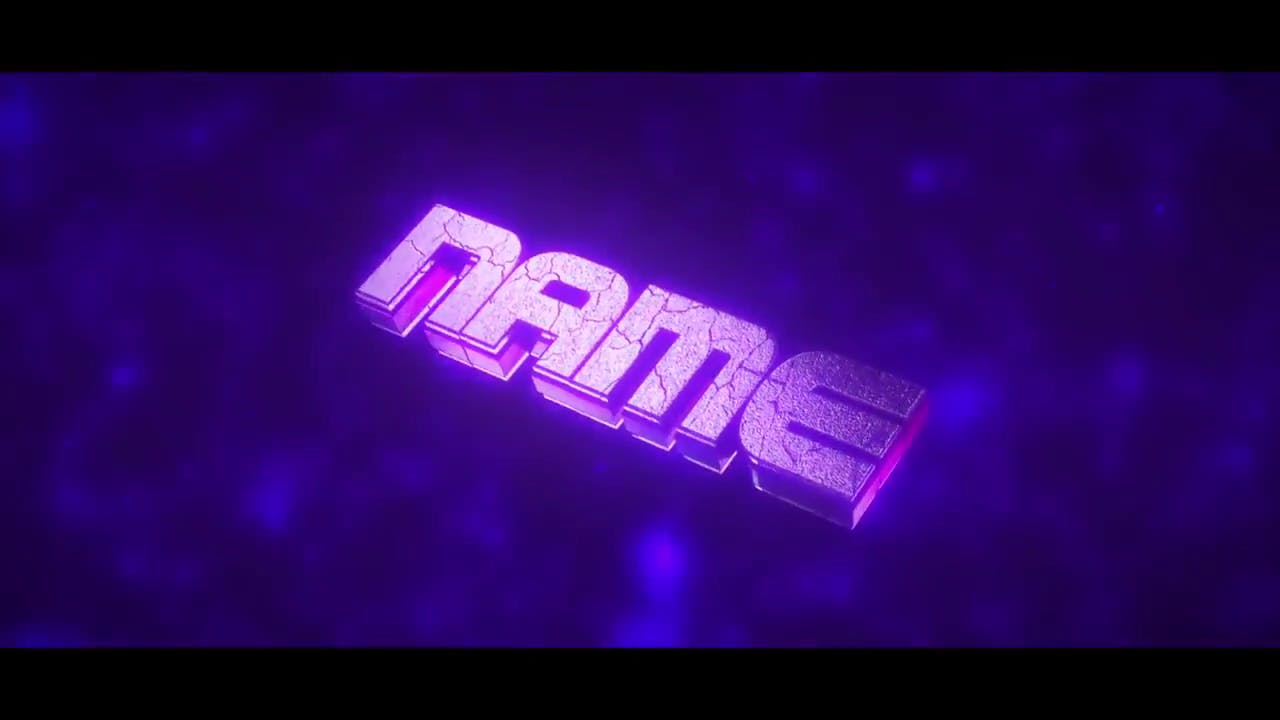 free sick purple intro template by siyliasfx