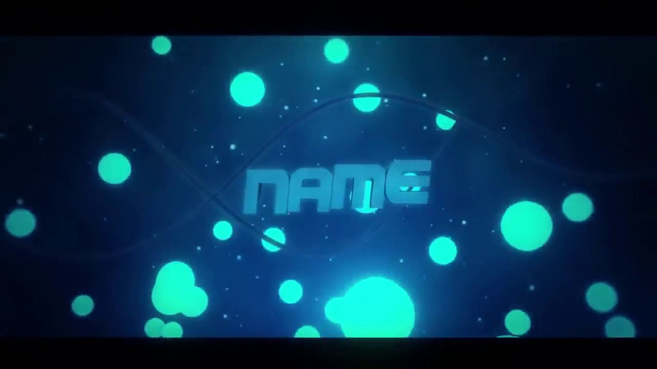 FREE SICK BLUE INTRO TEMPLATE Download