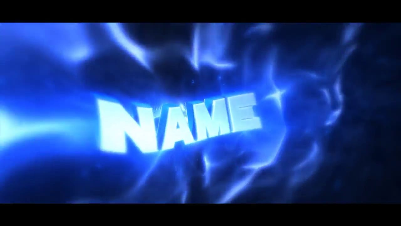 Silver Blue Beating After Effects Cinema 4D Intro template