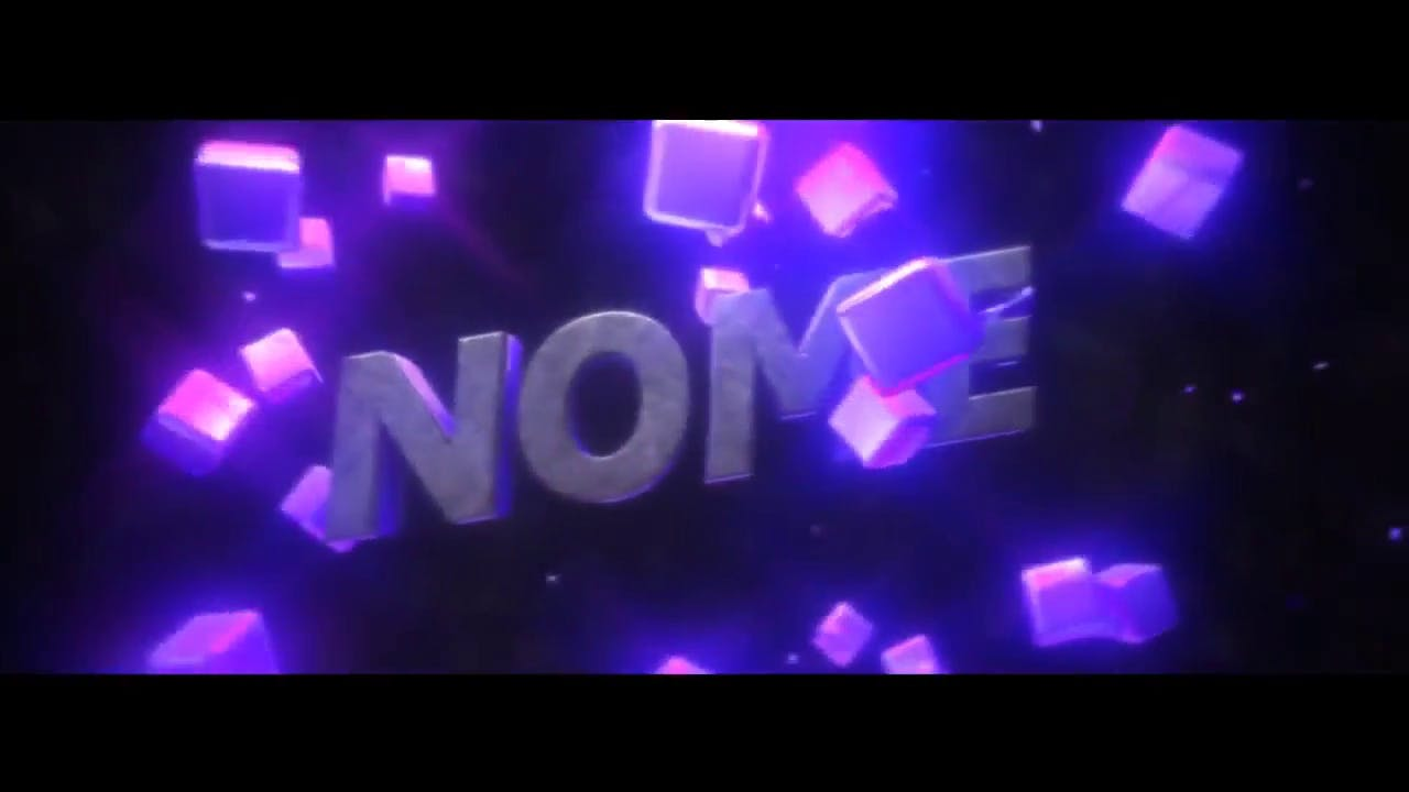 Gray Stone Multicolor Lights After Effects Cinema 4D Intro template