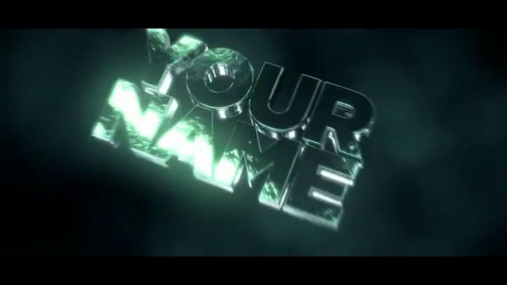 FREE Grunge After Effects Cinema 4D Intro Template Intro Template with Tutorial