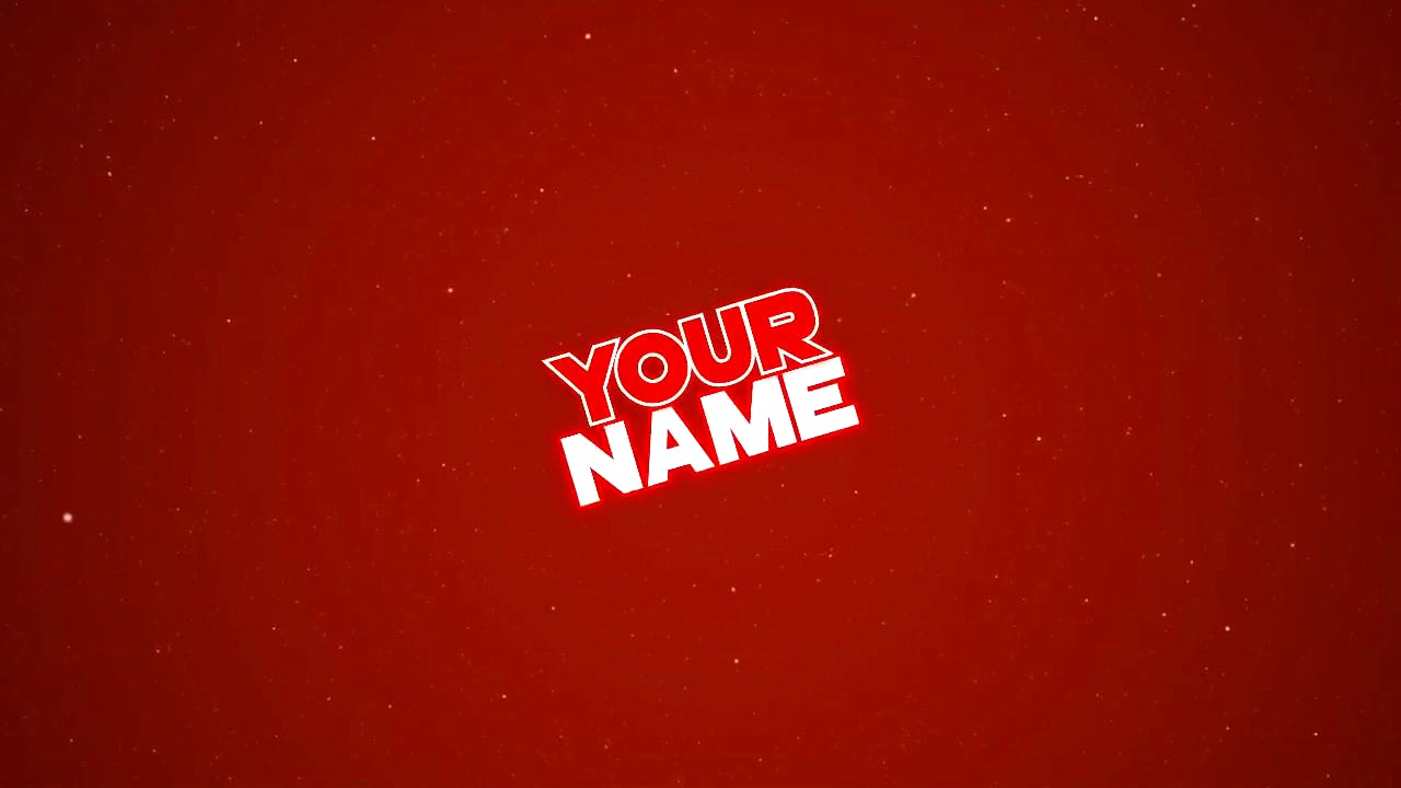 Insane Red Explosion Sony Vegas Intro template