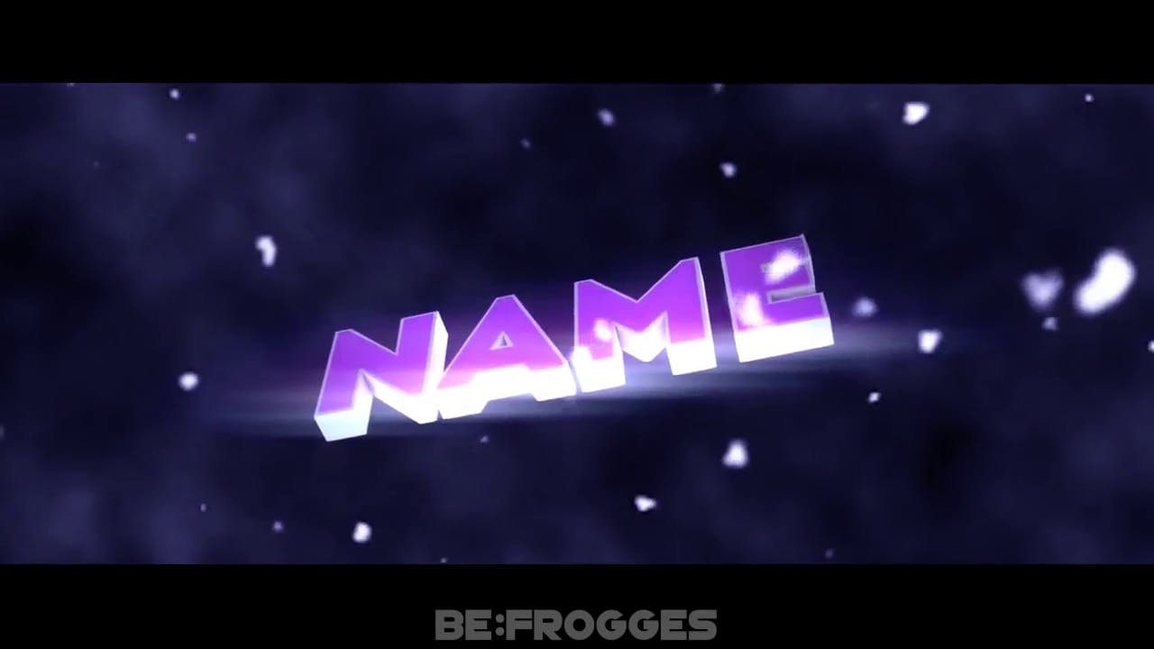 Swaying purple background sony vegas intro template pronofoot35fo Image collections
