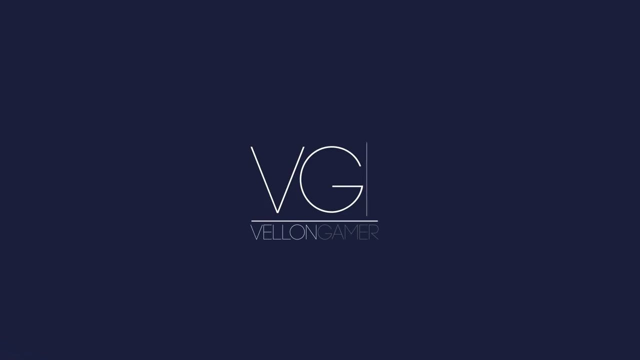 Simple Dark Blue After Effects Intro template