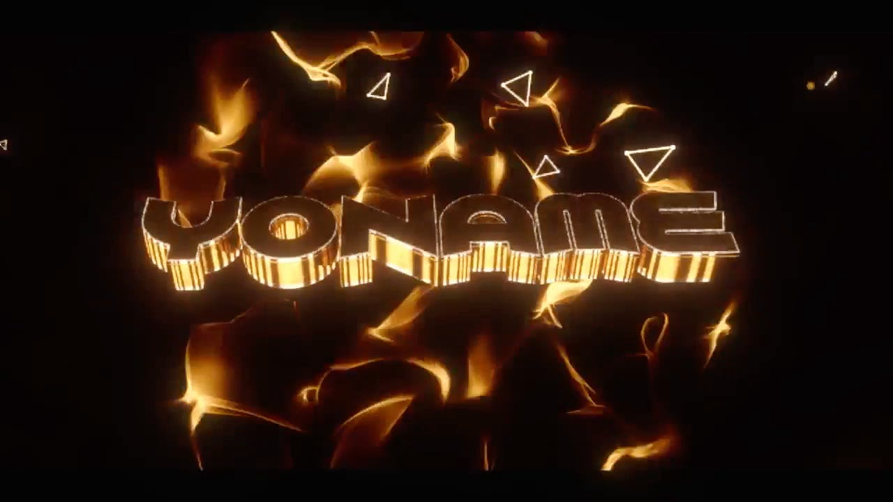 Copper Blast Blender Only Intro template