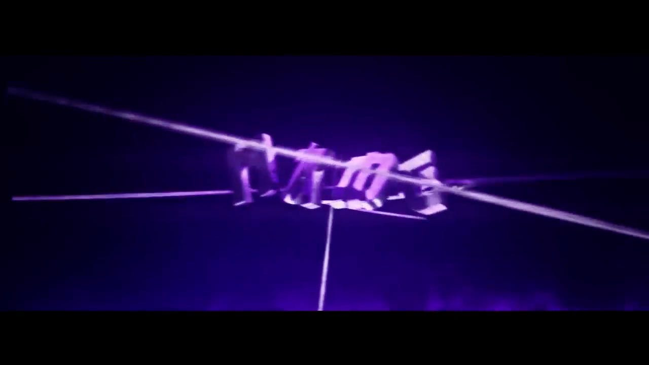 Insane Purple Cinema 4D After Effects Intro template