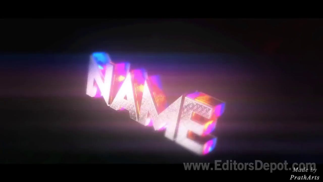 Colorful Hip Hop 3D After EffectsCinema 4D Template