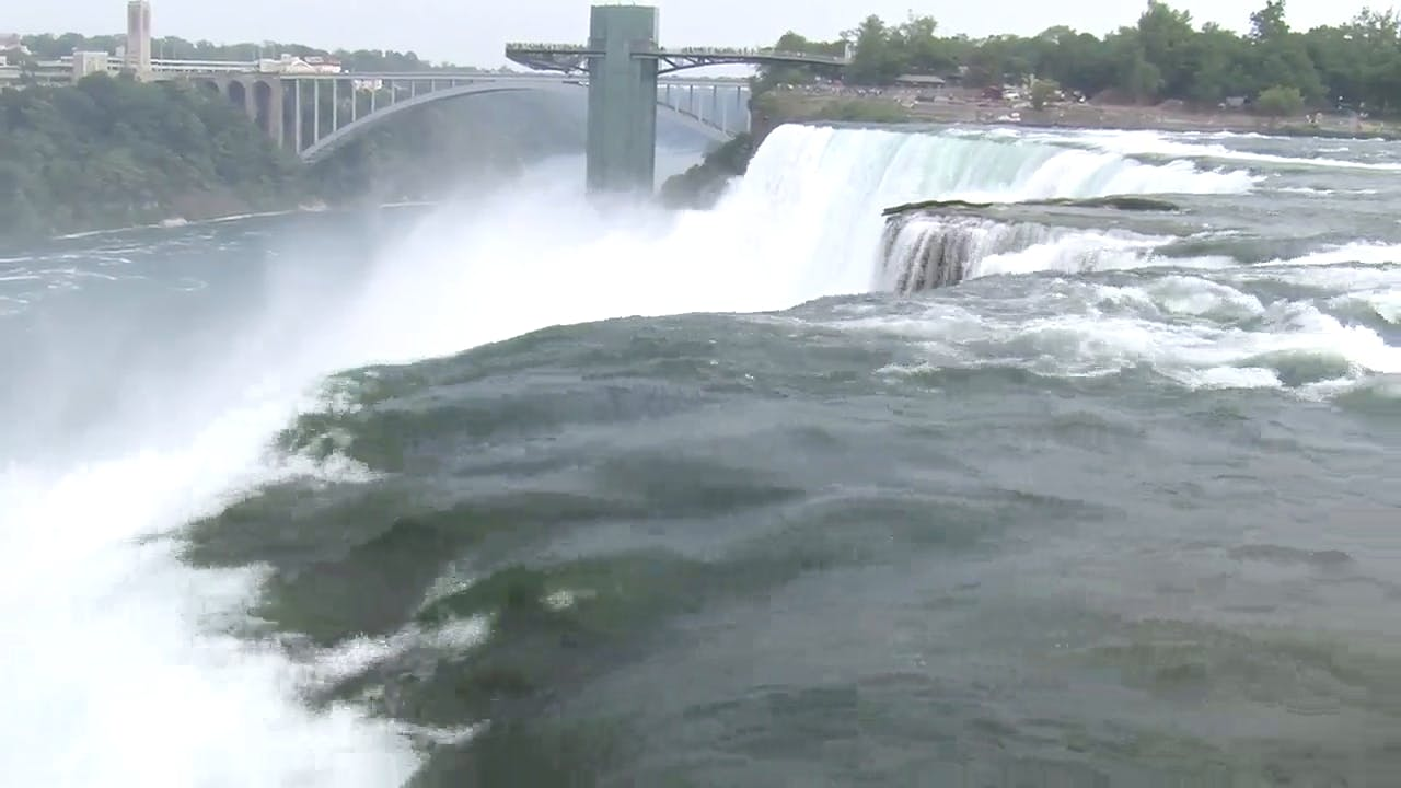 Niagara Falls free video clip
