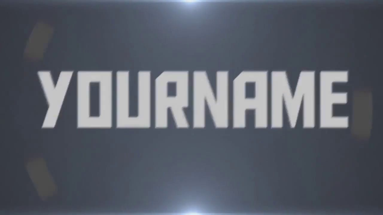 Countdown Sony Vegas Intro template