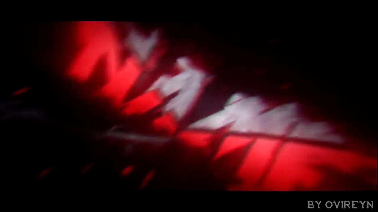 Fiery Hot Red Cinema 4D After Effects Intro Template