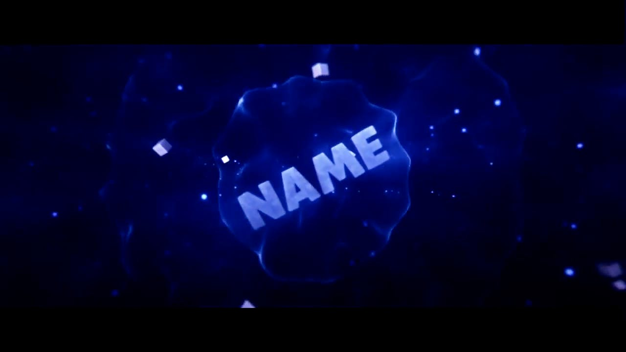 Free Blue Chill Cinema 4D After Effects Intro Template
