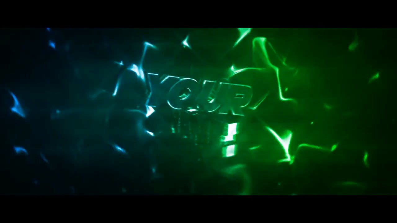 Insane Color Change Cinema 4D After Effects Intro Template