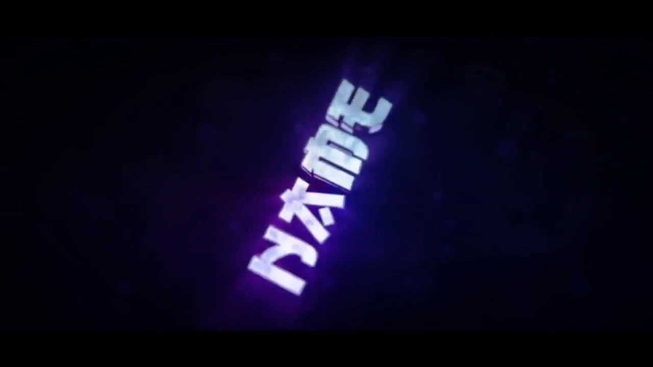 Insane Purple Spinning Cinema 4D After Effects Intro Template