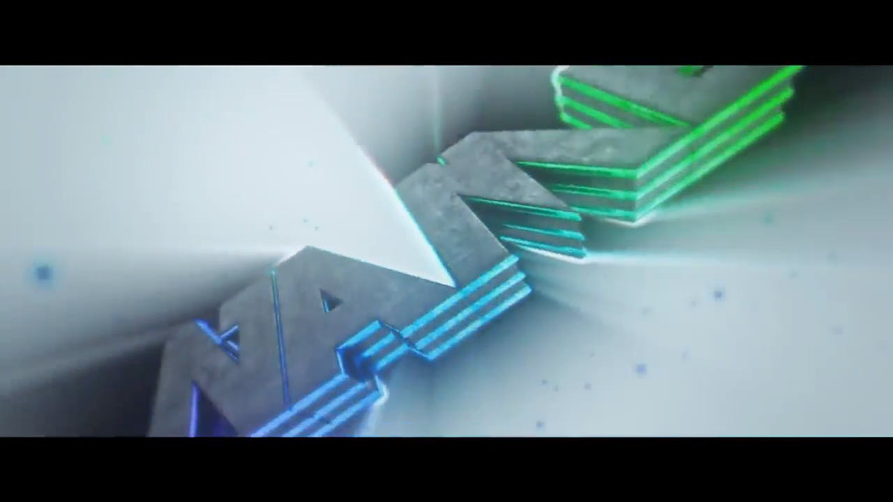 Super Cool Multicolor Background Cinema 4D After Effects Intro Template