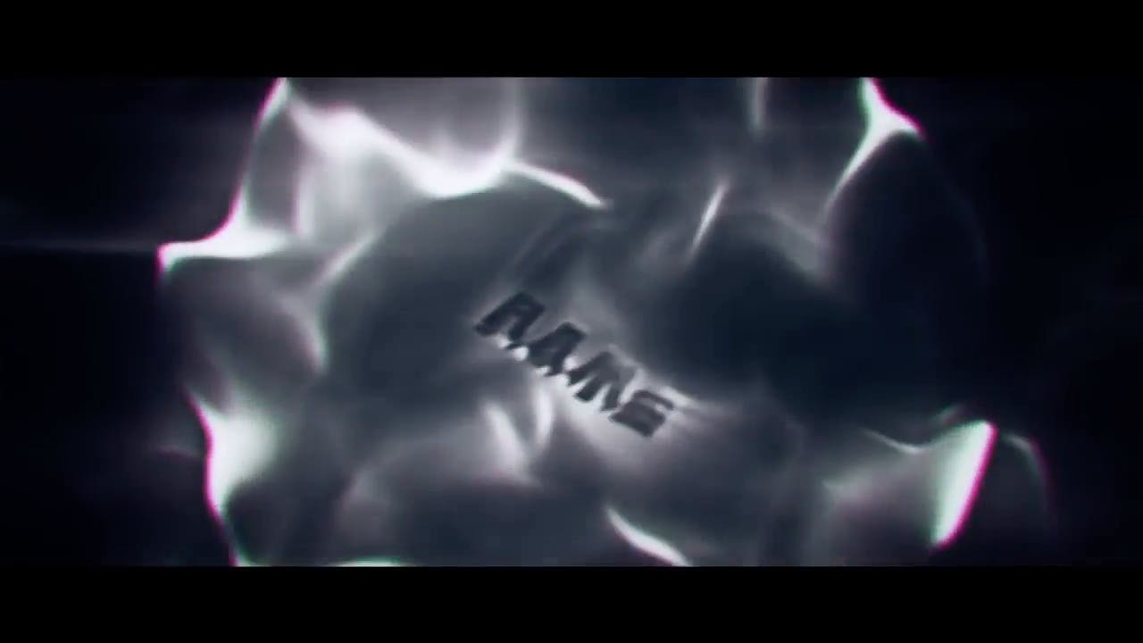 Insane Silver Cinema 4D After Effects Intro Template