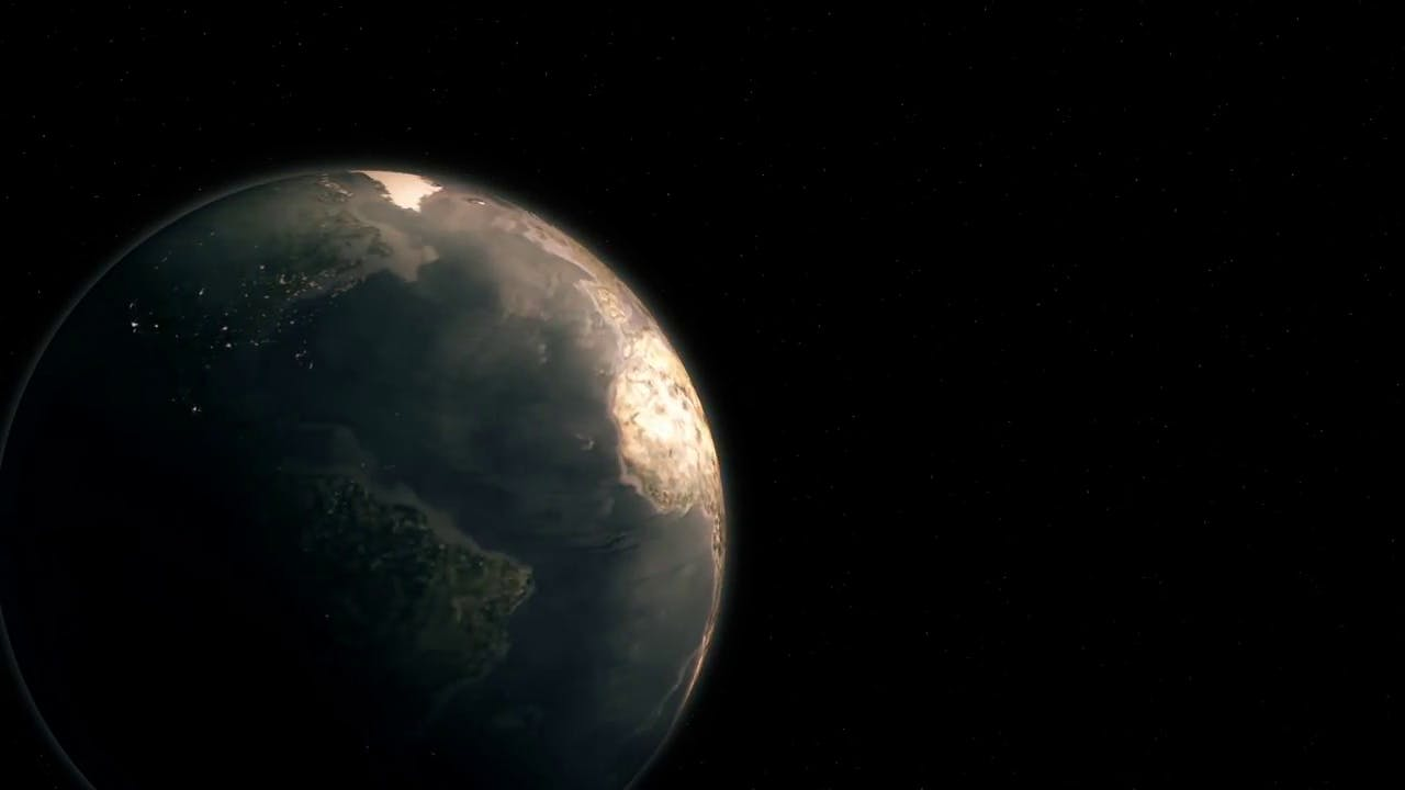 Earth Stock Footage NR Photography