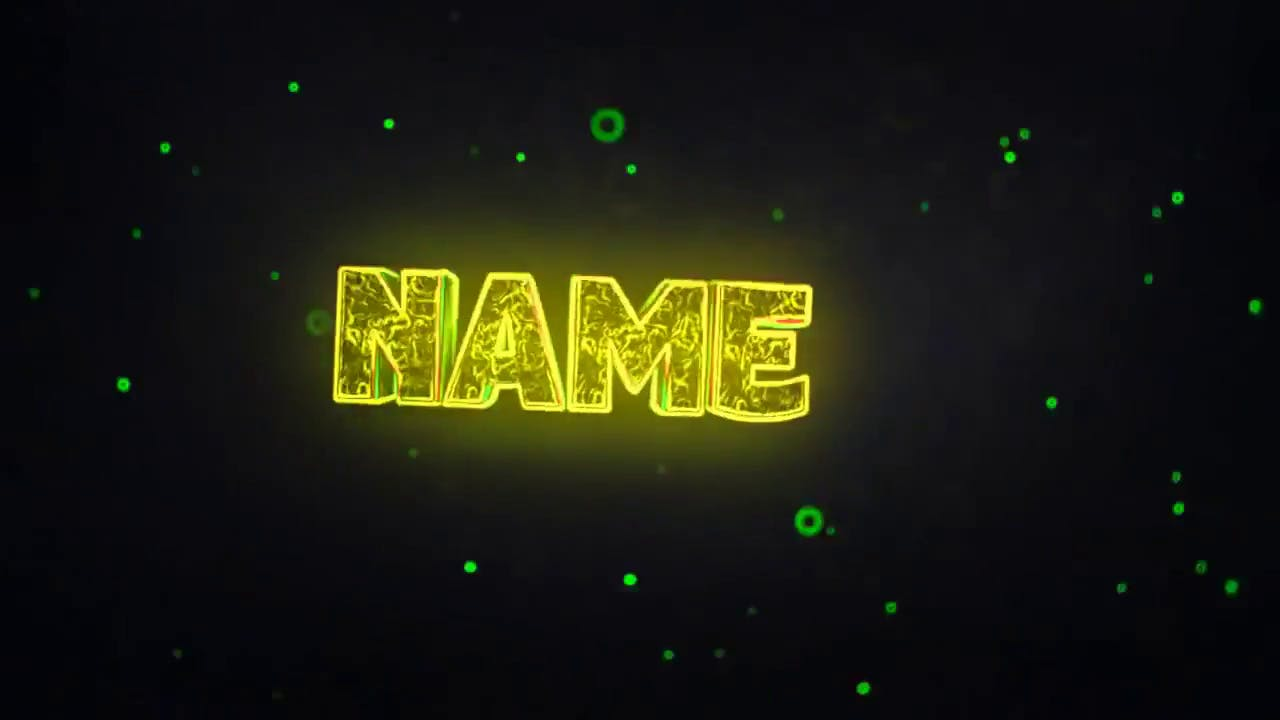 Neon Multicolor Insane Cinema 4D 3D After Effects Intro Template