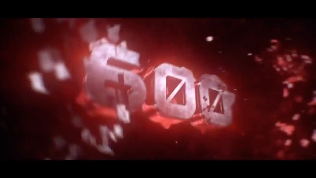 Free EPIC Maroon 600 Cinema 4D After Effects Intro Template
