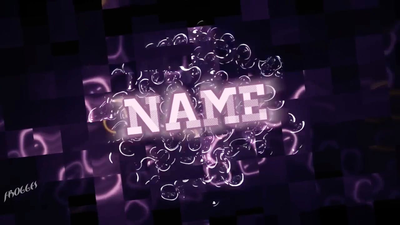 Cool Purple Fast Beat Sony Vegas Intro template