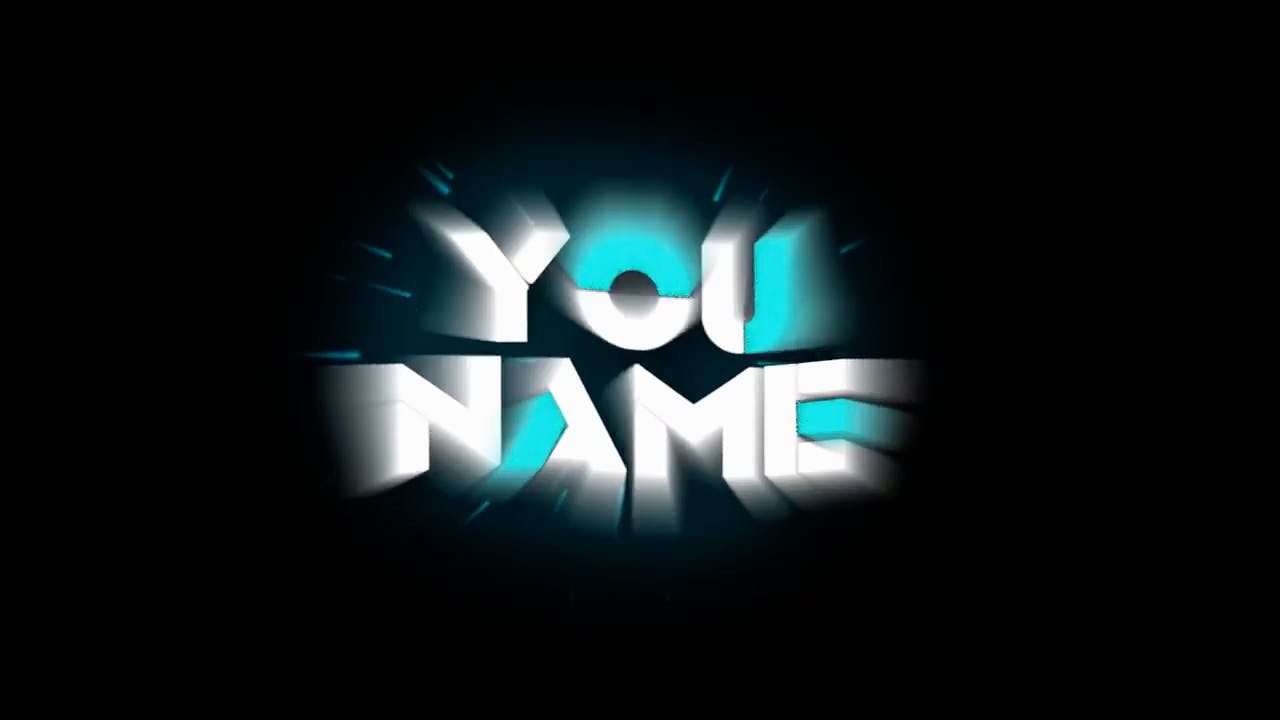 Super Cool color changing Sony Vegas Intro template