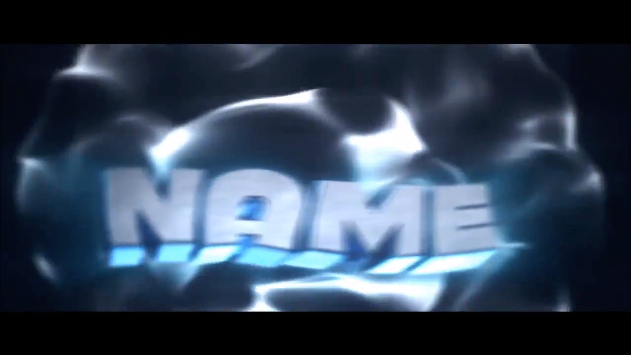 Free Amazing Dancing Blue Cinema 4D After Effects Intro Template