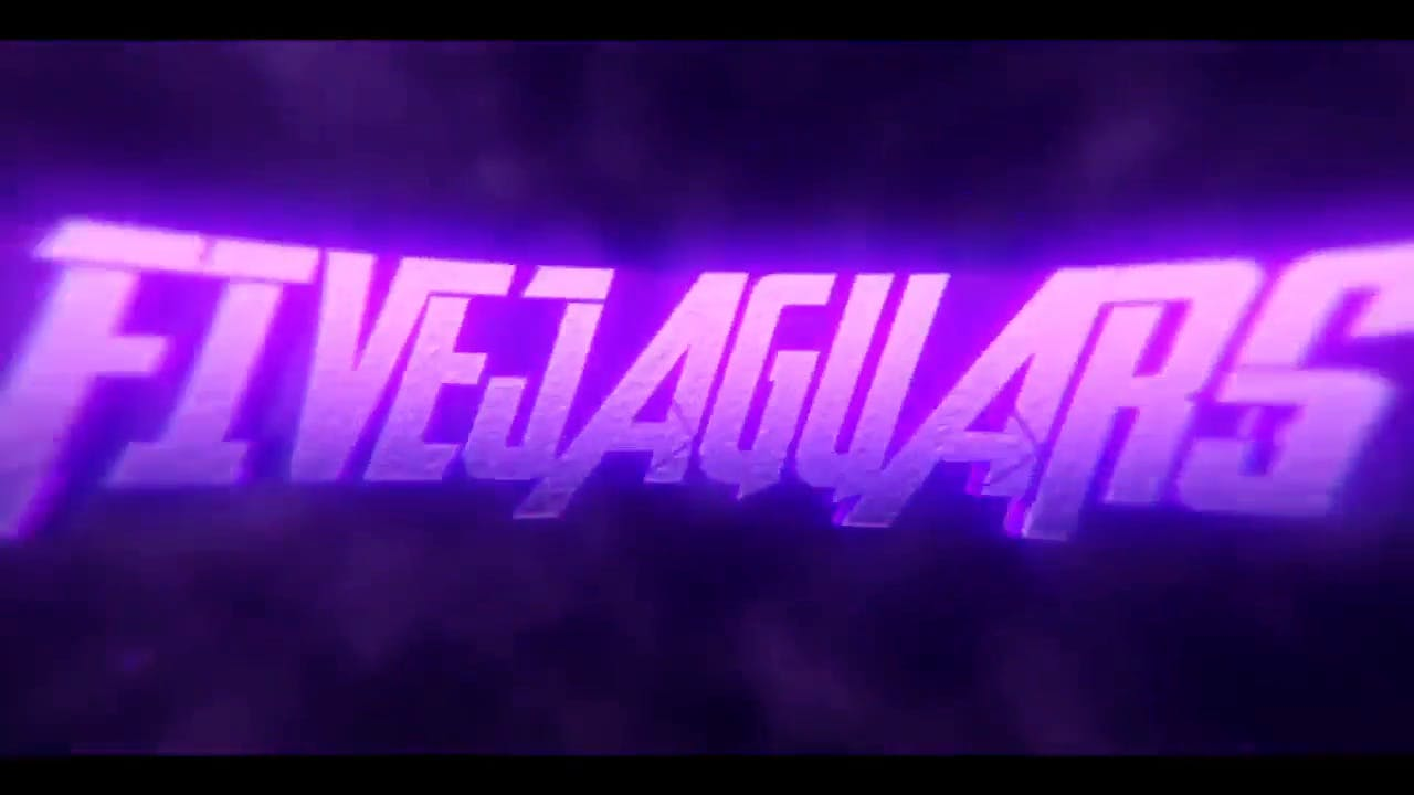 Glowing Purple Cinema 4D After Effects Intro Template