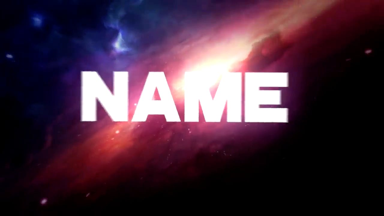 Spectacular SPACE SYNC Sony Vegas Intro template