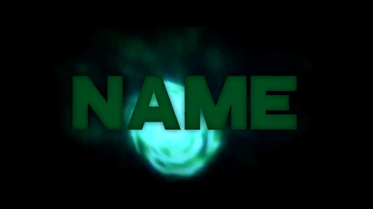 Insanely Green Explosion Sony Vegas Intro template
