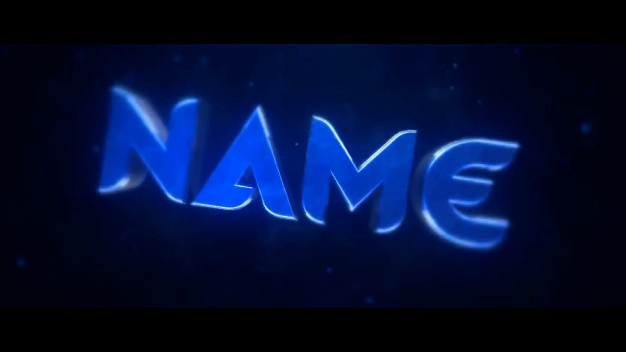 Stylish Insane Blue Cinema 4D After Effects Intro Template