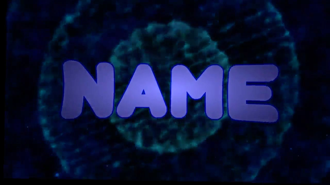 Super Chill BLUE Sony Vegas Intro template