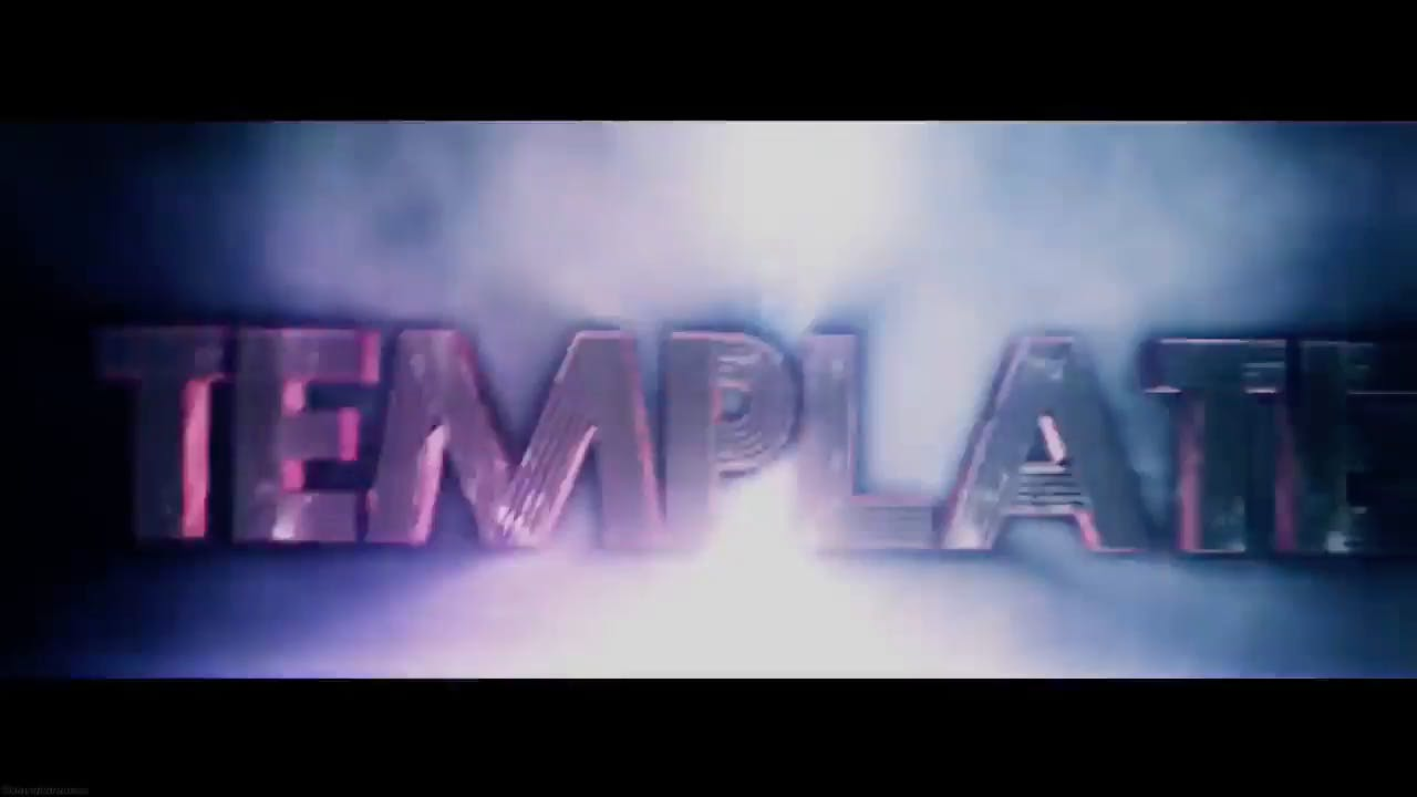 Chic in Pink Cinema 4D After Effects Intro Template