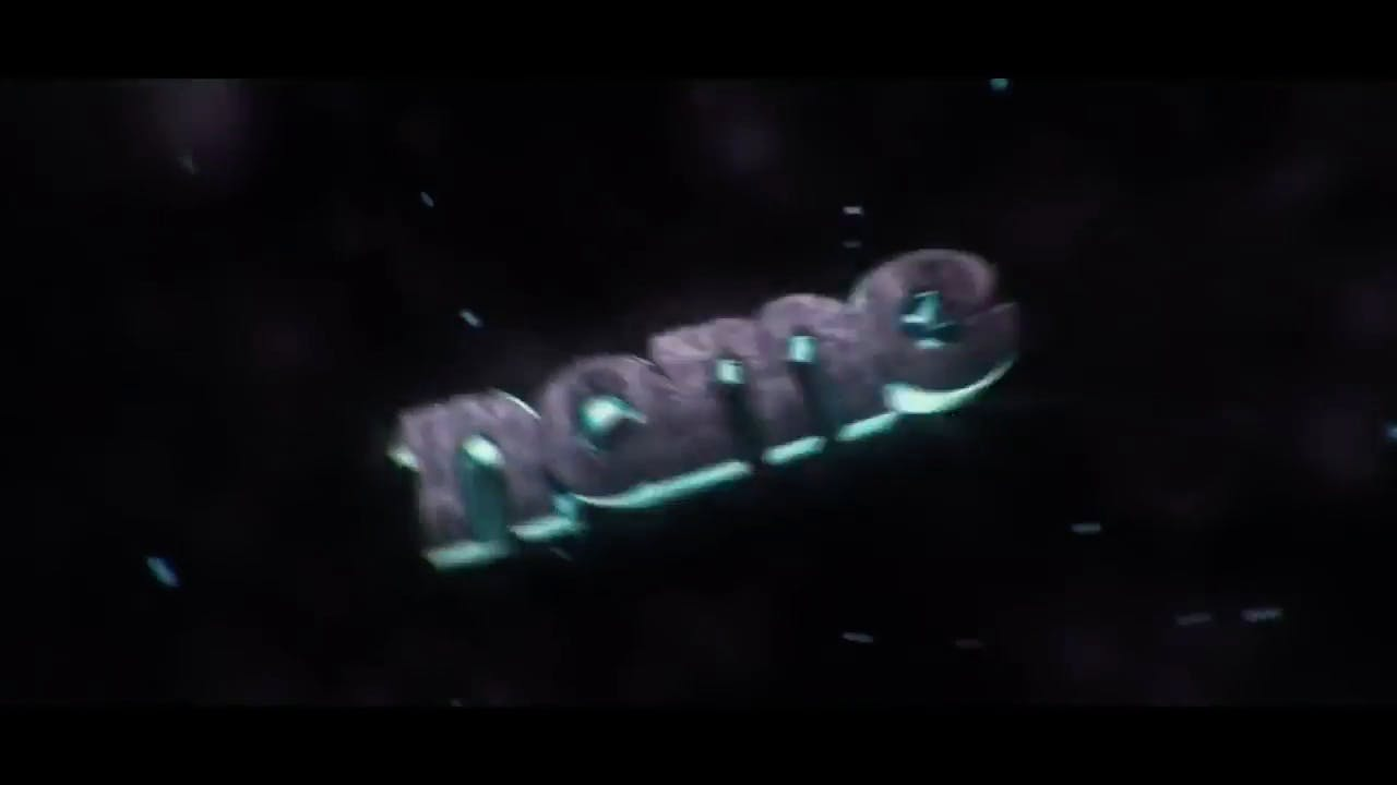 Incredibly Insane Multicolor Cinema 4D After Effects Intro Template