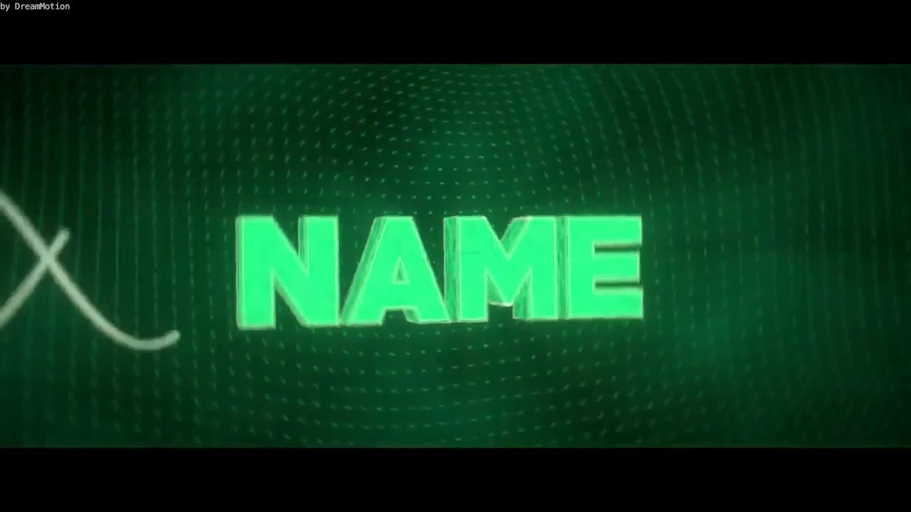 minecraft blender intro template download