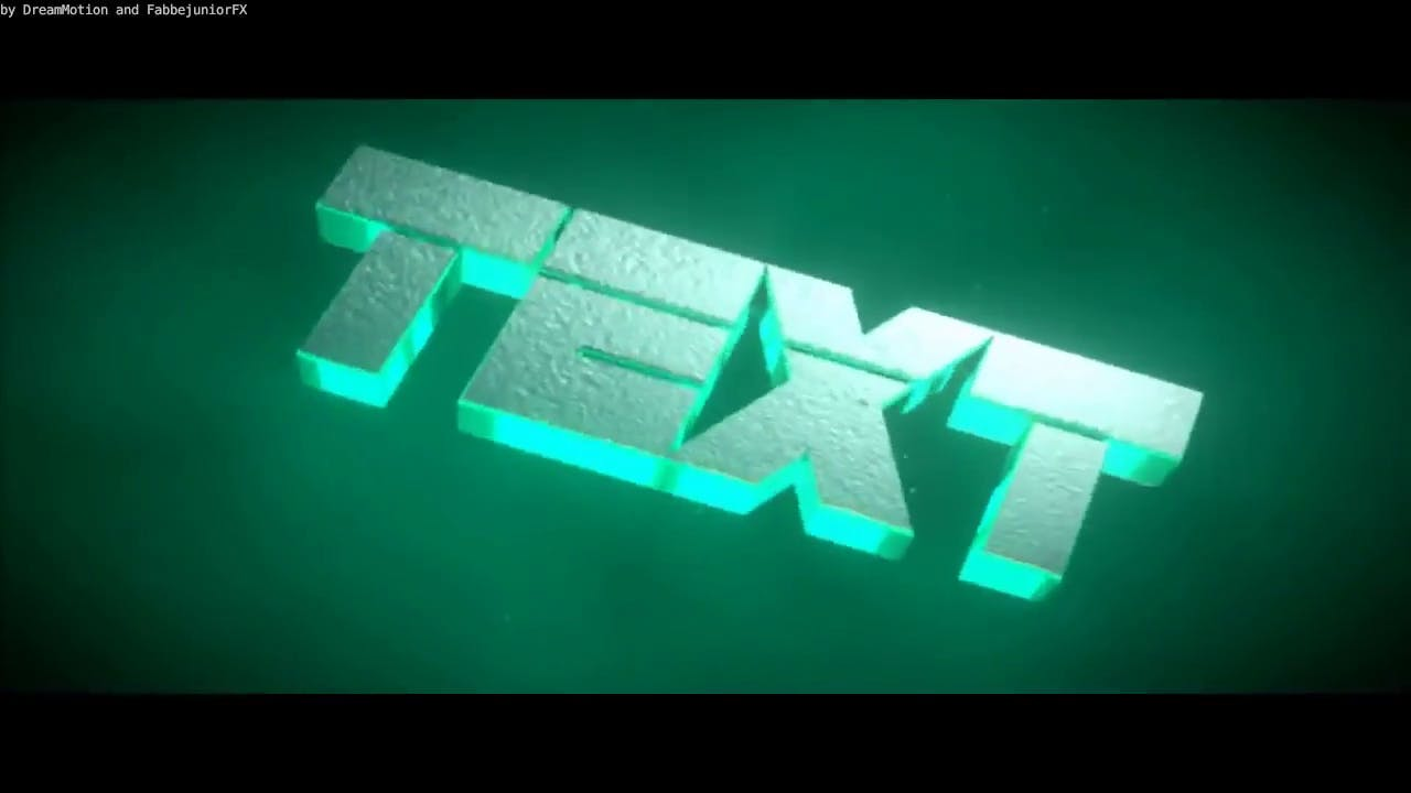 Epic Colorful Sync Blender Intro Template Download Tutorial