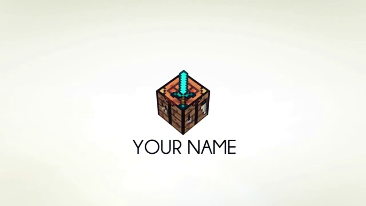 FREE 2D Minecraft Intro Template Sony Vegas