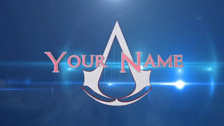 Assassins Creed FREE 3D Intro Template AFTER EFFECTS C4D