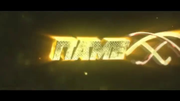 FREE Hardcore Intro Template After Effects Cinema 4D