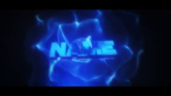 FREE After Effects C4D Intro Template Blue