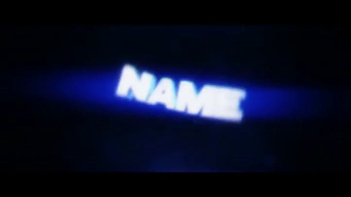 FREE 3D Intro Template C4D AE Wave