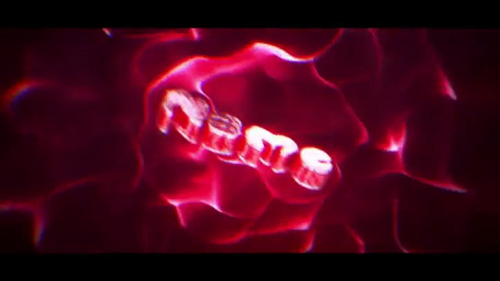 FREE Epic Red Blast Intro Template C4D AE Template
