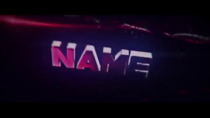 FREE 3D Intro Template Color FlareRapid After Effects Cinema 4D V1