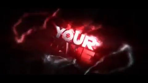 FREE EnergyBlast 3D Intro Template Cinema 4D After Effects
