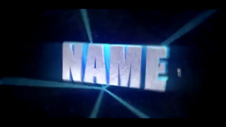 FREE Super Chill 3D Intro Template Cinema 4D After Effects