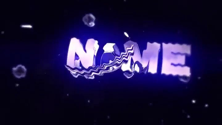 FREE Bubbles 3D Intro After Effects Cinema 4D Template