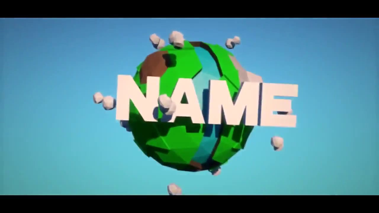 FREE Epic Lowpoly Earth Template Cinema 4D After Effects