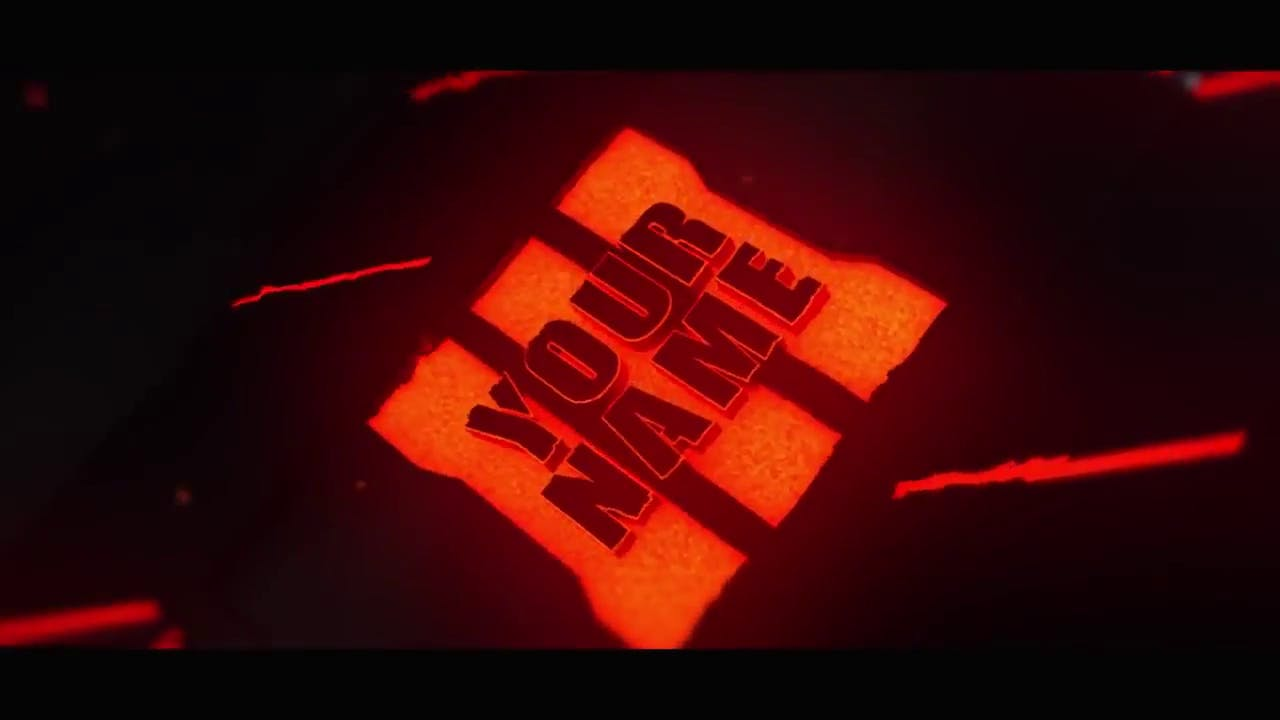FREE Black Ops III Cinema 4D After Effects Intro Template