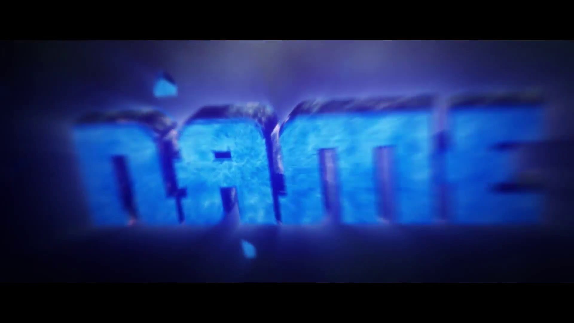 3D Shockwave Cinema 4D After Effects Intro Template w Tutorial